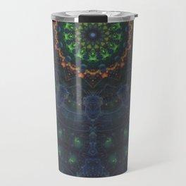 Mandala Inside Travel Mug