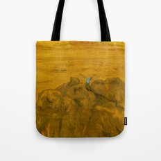 The Lord of the Mountains Tote Bag