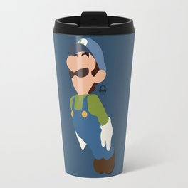LUIGI(SMASH)CLASSIC Travel Mug