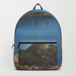 Stormy Mountains Backpack