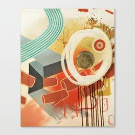 Slow Motion Canvas Print