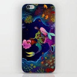 Girl, I got you! iPhone Skin