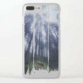 I speak ghoul Clear iPhone Case