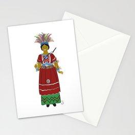 La Geganta India de Reus Stationery Cards