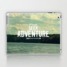 Seek Adventure Laptop & iPad Skin