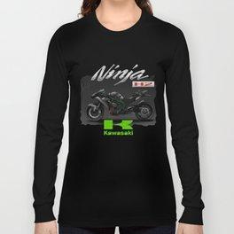 Ninja - Kawasaki T-Shirts And Accessories Long Sleeve T-shirt