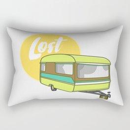 Caravan Lost Rectangular Pillow