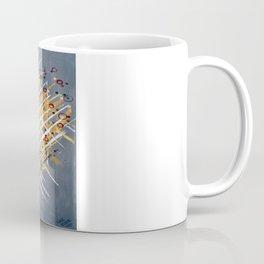 :: You Knit Me Together :: Coffee Mug