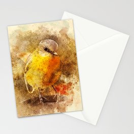 Little Songbird Stationery Cards