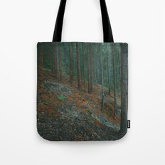 into the woods 02 Tote Bag