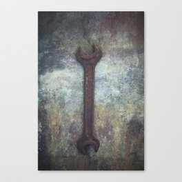 Wrench Canvas Print