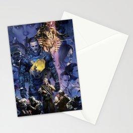 Death Stranding Stationery Cards