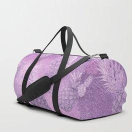 Ananas Fruit Pattern 3 Duffle Bag