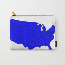 State of Rhode Island Carry-All Pouch