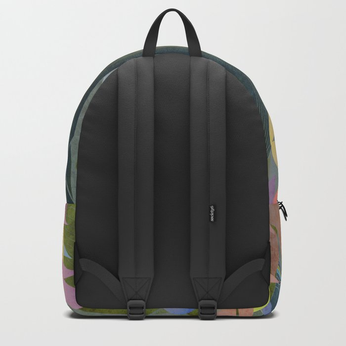 Autumn by a Waterfall Backpack