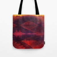 navajo Tote Bags featuring Navajo by alleira photography