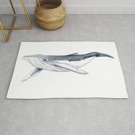 Baby humpback whale (Megaptera novaeangliae) Rug