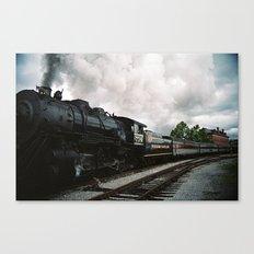 Leaving Cumberland Canvas Print