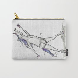 Unicorn Undies Carry-All Pouch