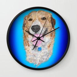 Dolly Girl Wall Clock