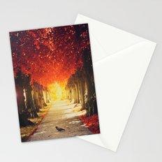 Autumn paradise. Stationery Cards