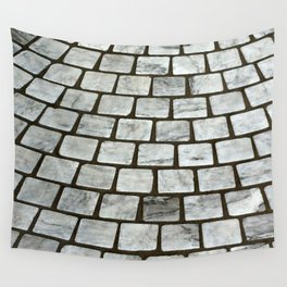 Paving Stones Wall Tapestry