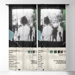 J. Cole - 4 Your Eyez Only - Album Cover Poster Print Wall Art A3, Custom Poster Blackout Curtain