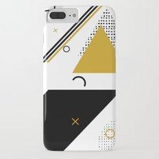 Memphis gold Slim Case iPhone 7 Plus