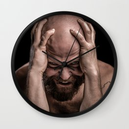 Don't overthink Wall Clock