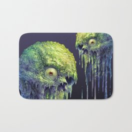 Slime Ball Bath Mat