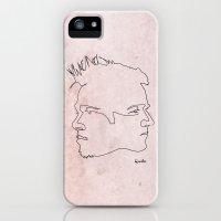 One line Fight Club iPhone (5, 5s) Slim Case