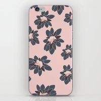 abigail larson iPhone & iPod Skins featuring Abigail 1 by Teri Martin