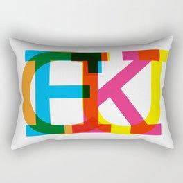 protect ya rep Rectangular Pillow