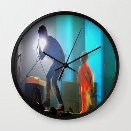The Kooks at NYC Wall Clock