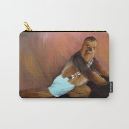 Chewbacca and the Timeless Art of Seduction Carry-All Pouch