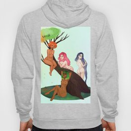 The Seasonal Tree Hoody