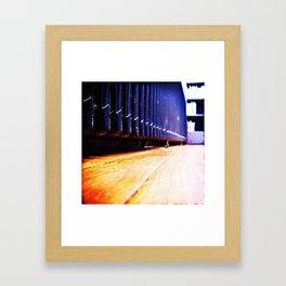 iceland - 101 scarti d'autore_080 Framed Art Print