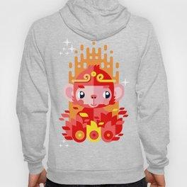 Fire Monkey Year Hoody