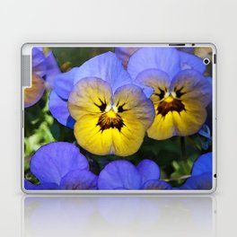 Violets Laptop & iPad Skin
