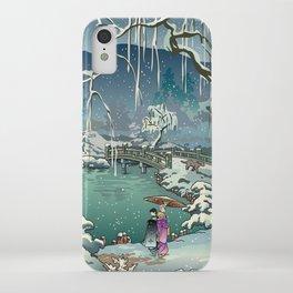 Ukiyo-e: Yuri on Ice iPhone Case