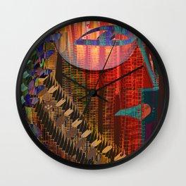 Scientific Researcher 2 Wall Clock