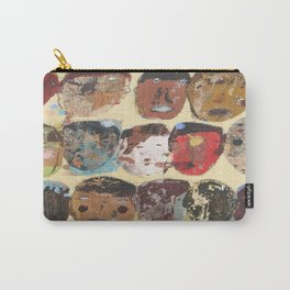 Folks Aware Carry-All Pouch