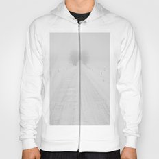 Into the white Hoody