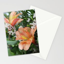 Freesia 3 Stationery Cards