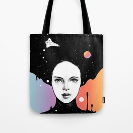 If You Were My Universe Tote Bag