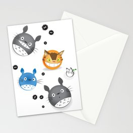 Totomoji Stationery Cards