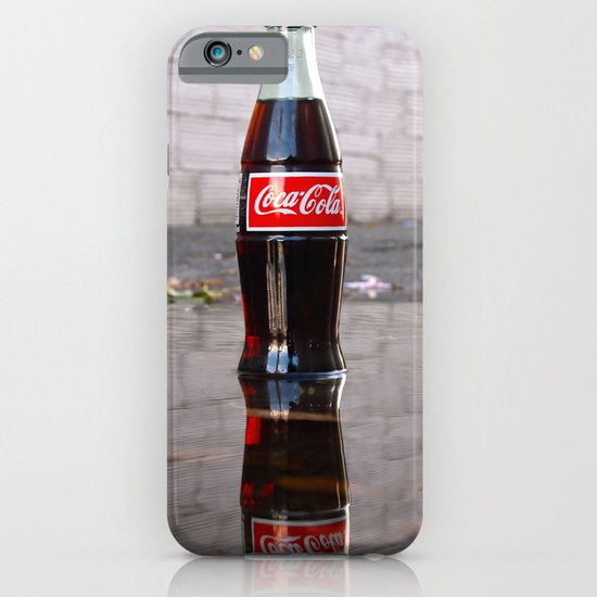 Coca-Cola Reflection iPhone & iPod Case