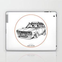 Crazy Car Art 0186 Laptop & iPad Skin