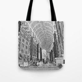Hay's Galleria London Tote Bag