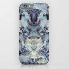 Glitched Marble Slim Case iPhone 6